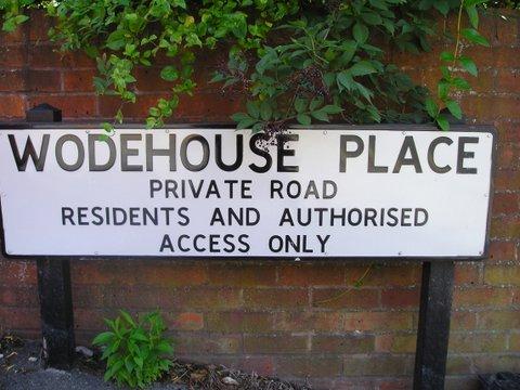 Wodehouse Place